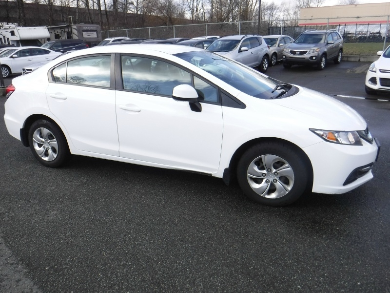 Honda Civic Sdn 2013 price $12,950