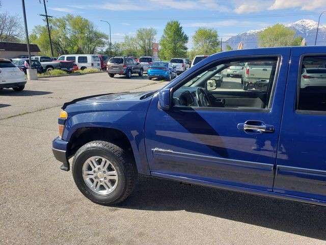 Chevrolet Colorado Crew Cab 2012 price $15,500