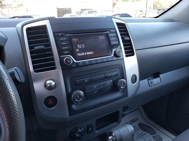 Nissan Frontier Crew Cab 2016 price $20,995