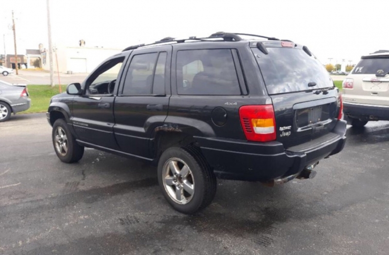 JEEP GRAND CHEROKEE 2000 price $2,999