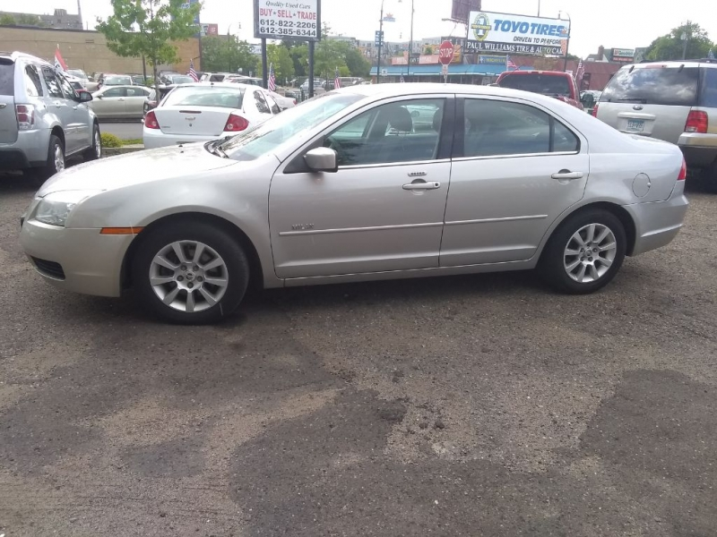 MERCURY MILAN 2008 price $3,999