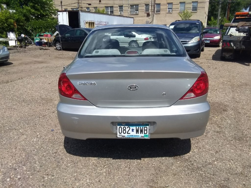 KIA SPECTRA 2003 price Call for Pricing.