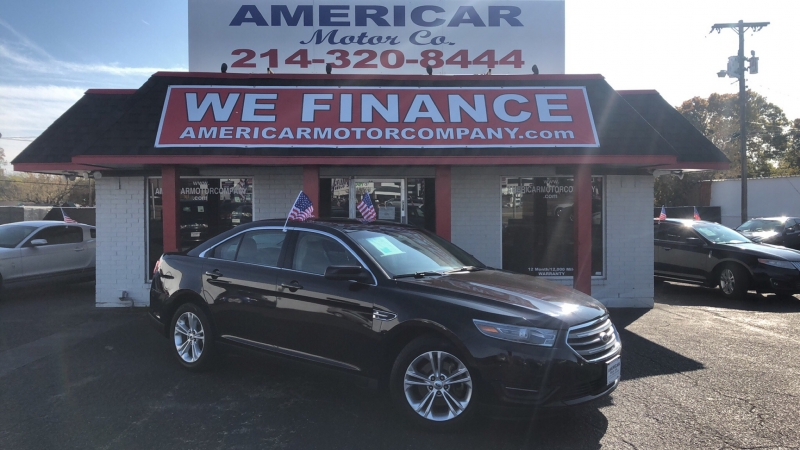 2014 ford taurus 4dr sdn sel fwd americar motor company buy here pay here used car dealers. Black Bedroom Furniture Sets. Home Design Ideas