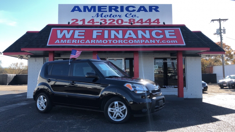 2011 kia soul 5dr wgn auto americar motor company buy here pay here used car dealers. Black Bedroom Furniture Sets. Home Design Ideas