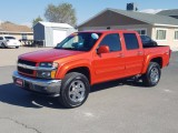 Chevrolet Colorado Crew Cab 2010