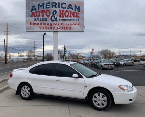 2004 FORD TAURUS SEL DELUXE; S