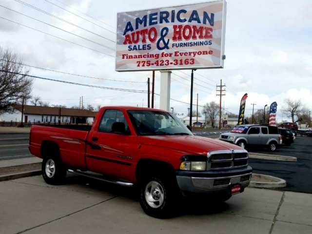 2001 DODGE RAM PICKUP BASE