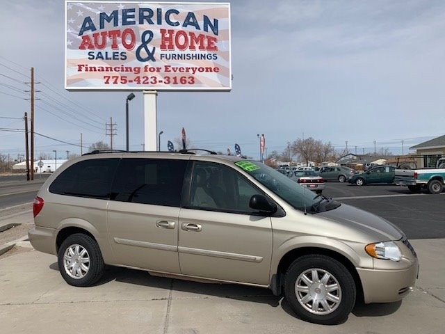 2007 CHRYSLER TOWN & COUNTRY TOURI