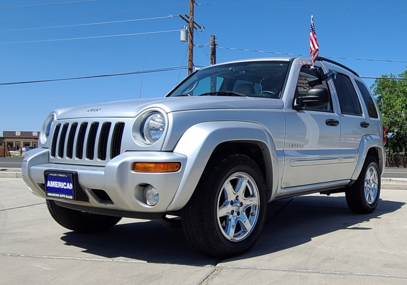 JEEP LIBERTY LIMITED 2004 price CALL FOR PRICE