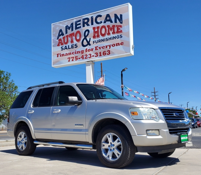 FORD EXPLORER XLT; XLT SP 2007 price CALL FOR PRICE