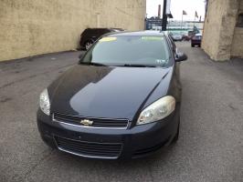 CHEVROLET Impala-V6 Sedan  LS 2009