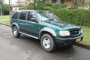 FORD TRUCK Explorer-V6 1999