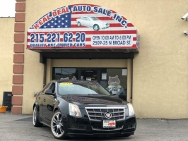 CADILLAC CTS-V6 Sedan Luxury AWD 2011