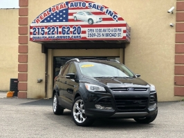 FORD TRUCK Escape-4 Cyl. 2014