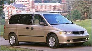 HONDA Odyssey-V6 Wagon LX 2000