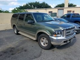 FORD Excursion-V10 Utility Limited 2WD 2001
