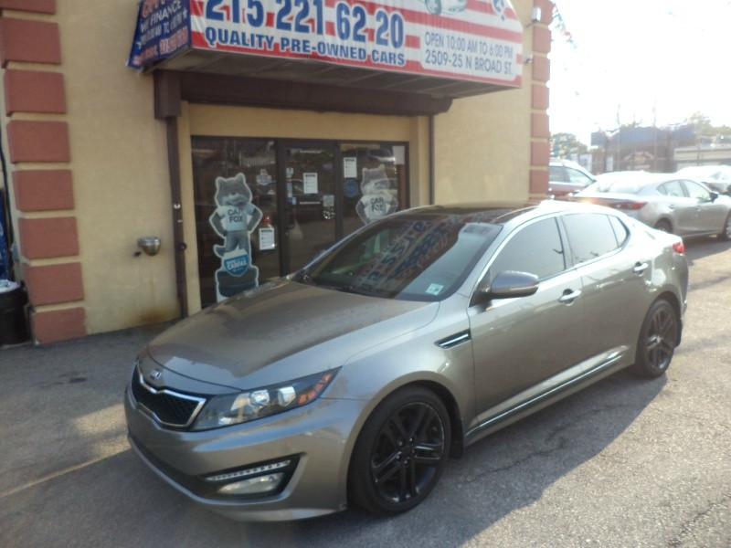 KIA Optima 2013 price $12,395