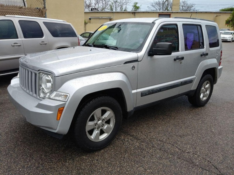 JEEP Liberty-V6 2011 price $10,457