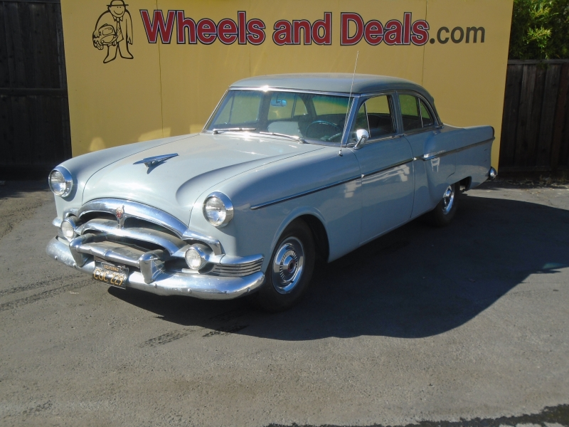Packard Super-clipper 1954 price $6,995