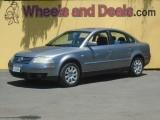 Volkswagen New Passat 2001