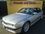 BMW 740il 2001