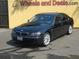 BMW 750i 2008