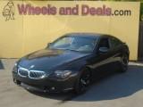 BMW 645ci 2005