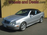 Mercedes-Benz CLK55 2002