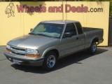 Chevrolet S10 2001