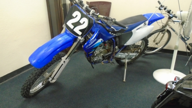 2001 Yamaha Dirtbike 250 - Inventory | Wheels and Deals ...
