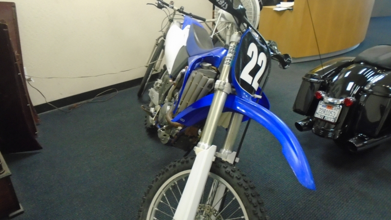 Yamaha Dirtbike 2001 price $2,150