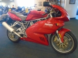 Ducati 750 Supersport 2002