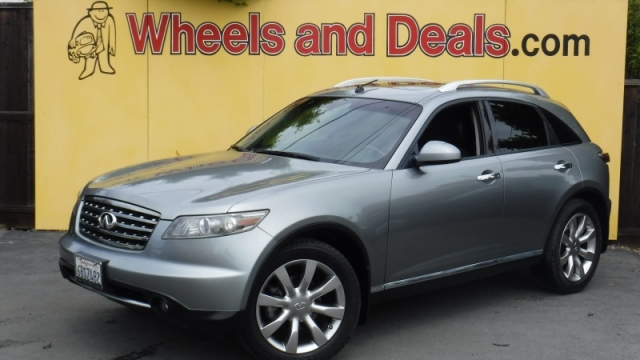 2008 Infiniti Fx35 Inventory Wheels And Deals Auto Dealership