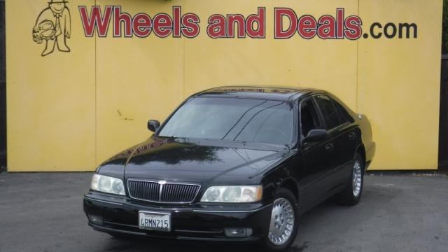 2001 Infiniti Q45 Inventory Wheels And Deals Auto Dealership