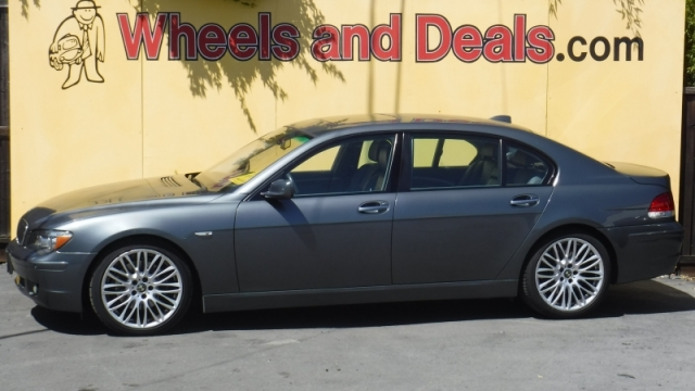 2006 BMW 750LI - Inventory | Wheels and Deals | Auto dealership in ...