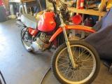Honda XL250 1979