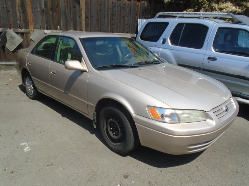 Toyota Camry 1999 price Call for Pricing.