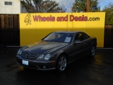 Mercedes-Benz CL500 2003
