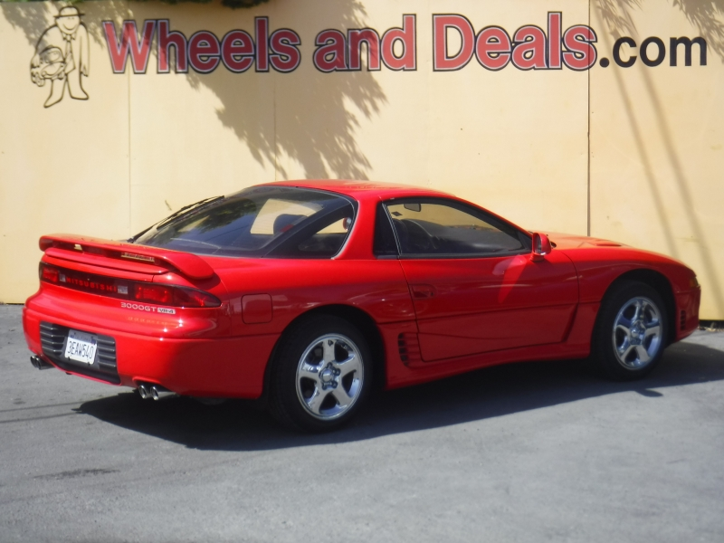 1993 Mitsubishi 3000gt 2dr Coupe Vr 4 Twin Turbo Wheels And Deals