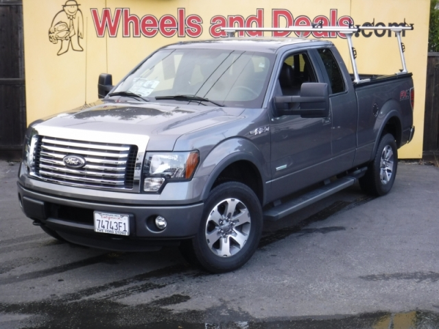 2012 Ford F 150 Fx4 Inventory Wheels And Deals Auto Dealership