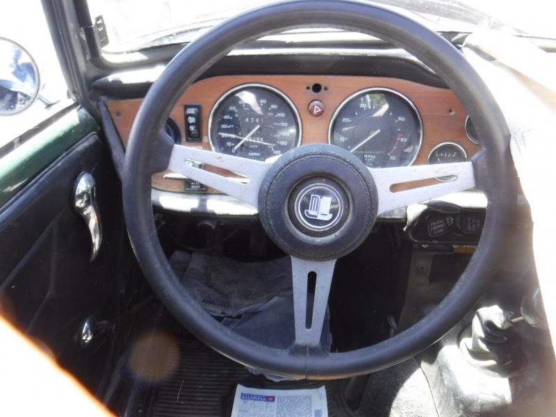 Triumph TR6 1974 price $9,995