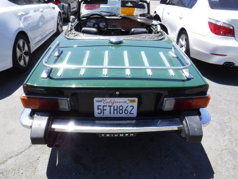 1974 Triumph TR6 - Inventory | Wheels and Deals | Auto ...