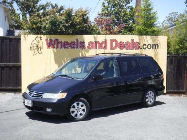 Amazing 2003 Honda Odyssey