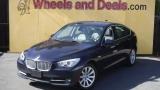 BMW 5 Series Gran Turismo 2010