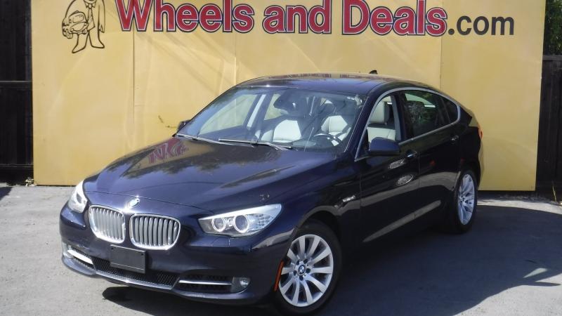 BMW 5 Series Gran Turismo 2010 price $10,934