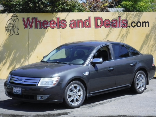 2008 Ford Taurus Limited Inventory Wheels And Deals Auto