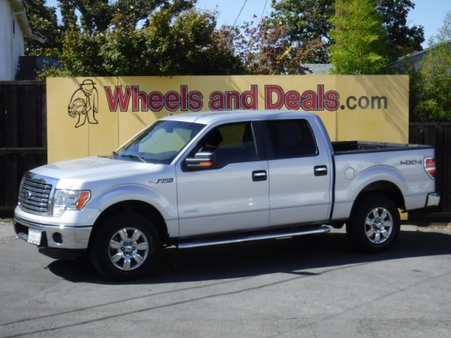 2012 Ford F150 Xlt Inventory Wheels And Deals Auto Dealership