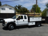 Ford F550 2008