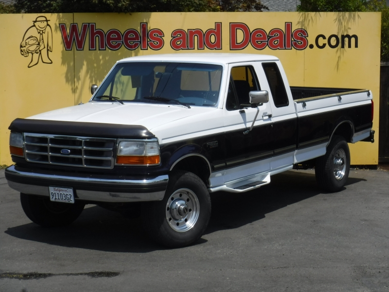 Ford F-250 1995 price $13,975