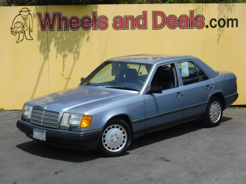Mercedes-Benz 300e 1988 price $2,495